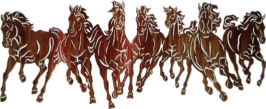 Amazon Com Horse Sculpture Metal Art
