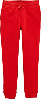 Boys' Classic Fit Logo Fleece Pants
