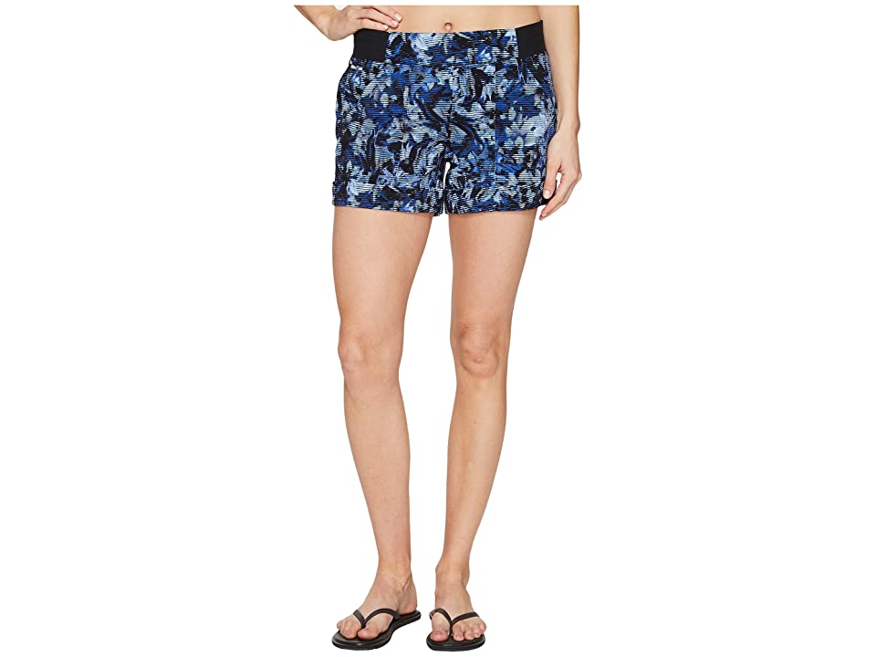Lole Gayle Shorts (Midnight Digifleur) Women's Shorts