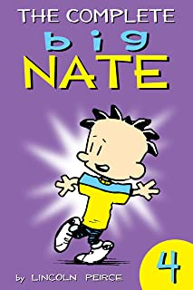 The Complete Big Nate: #4 (amp! Comics for Kids) (English Edition)