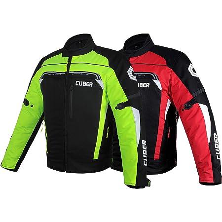 Cordura Textile Reflective Top Jacket Motorcycle Motorbike Jacket  Waterproof