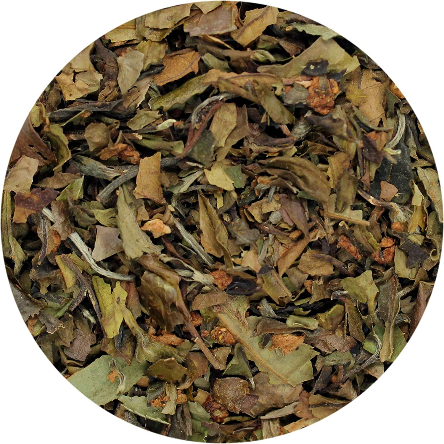 Special Tea Company Ranking TOP11 Strawberry Seduction White Leaf 1 Max 58% OFF Loose