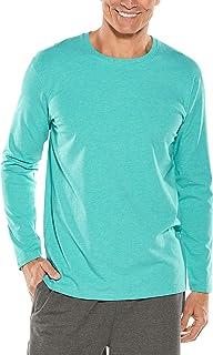 Coolibar UPF 50+ Men's Long Sleeve Everyday T-Shirt - Sun...