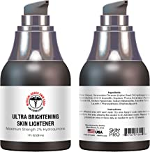 Hydroquinone Skin Lightener & Dark Spot Corrector – SkinPro Medical Grade Skin..