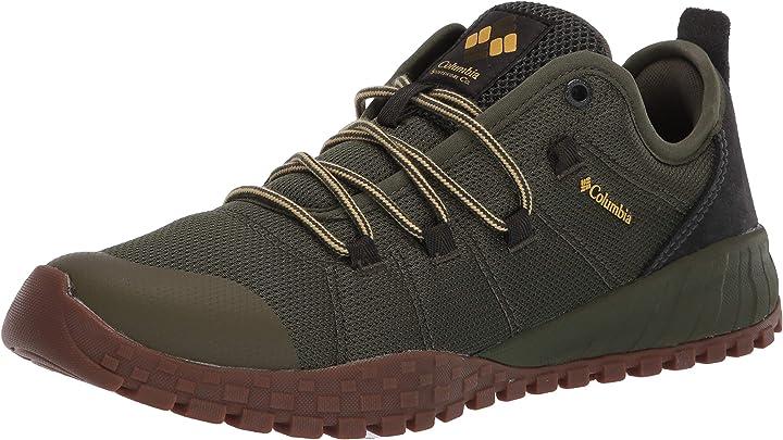 Scarpe columbia fairbanks low, sneakers uomo 1826371