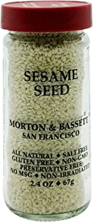 Morton & Basset Spices, Sesame Seed, 2.4 Ounce