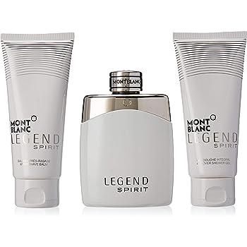 MONTBLANC Set Legend Spirit Eau de Toilette, After Shave Balm and Shower Gel, 300 ml