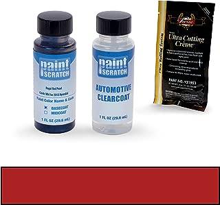 PAINTSCRATCH Regal Red Pearl VR4 for 2018 Hyundai Santa Fe - Touch Up Paint Bottle Kit - Original Factory OEM Automotive Paint - Color Match Guaranteed