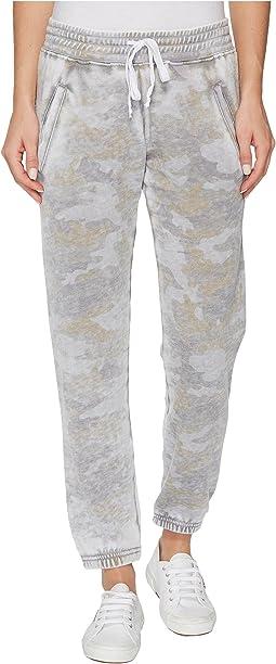 Allen Allen - Camo Jog Pants