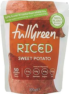 CAULI RICE VEGI-RICE Sweet Potato 200 gm (Pack of 1)