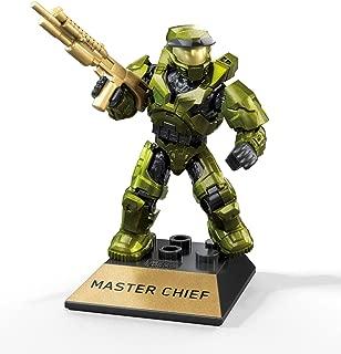 Mega Construx Halo Heroes Pro Builders Series 10 Master Chief Mini Figure GFT35