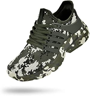 Kids Sneaker Lightweight Breathable Running Tennis Boys...