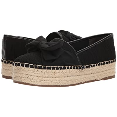 Circus by Sam Edelman Cali (Black Textured Rooched/Canvas) Women