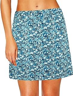 Women's Active Athletic Skort Lightweight Tennis Skirt Perfect for Running Training Sports Golf