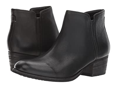 Clarks Maypearl Ramie (Black Leather) Women