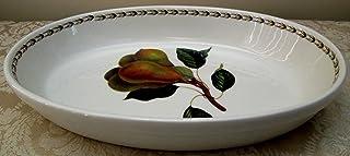 Queen's Hookers Fruit (Pears) Large Oval Baker Casserole & Baking Dish