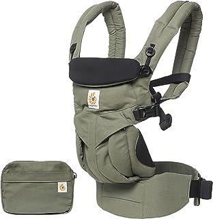 Ergobaby Baby Carrier (Omni 360), Green