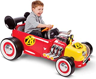 Huffy Mickey Mouse Roadster Racer 6-Volt Battery-Powered Ride On