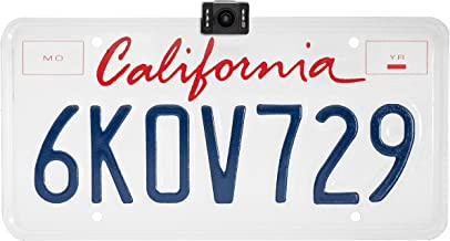BOYO VTL17IRTJ – Concealed License Plate Backup Camera with Night Vision and Active..