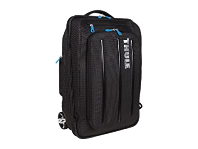 Thule Crossover Carry-On 56cm/22 (Black) Carry on Luggage