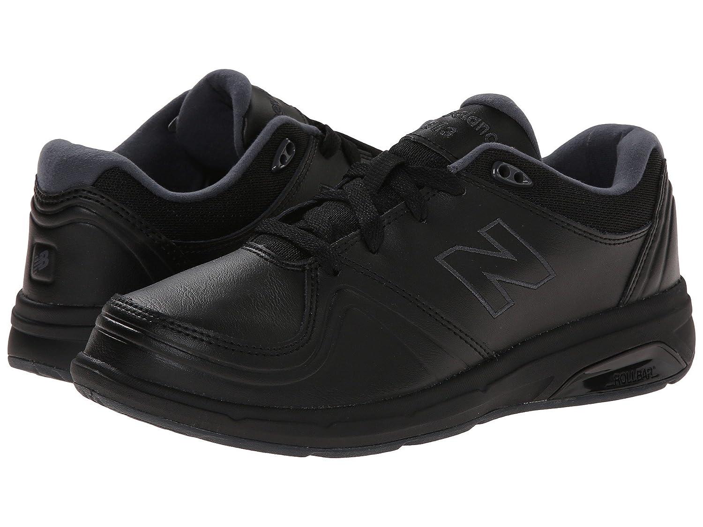 (ニューバランス) New Balance メンズランニングシューズ?スニーカー?靴 WW813 Black ブラック 13 (31cm) D