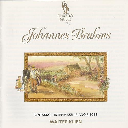 Intermezzo  No. 2 from Seven Fantasias Op. 116