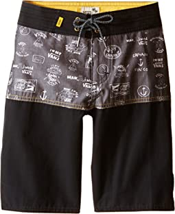 Middles Boardshorts (Little Kids/Big Kids)
