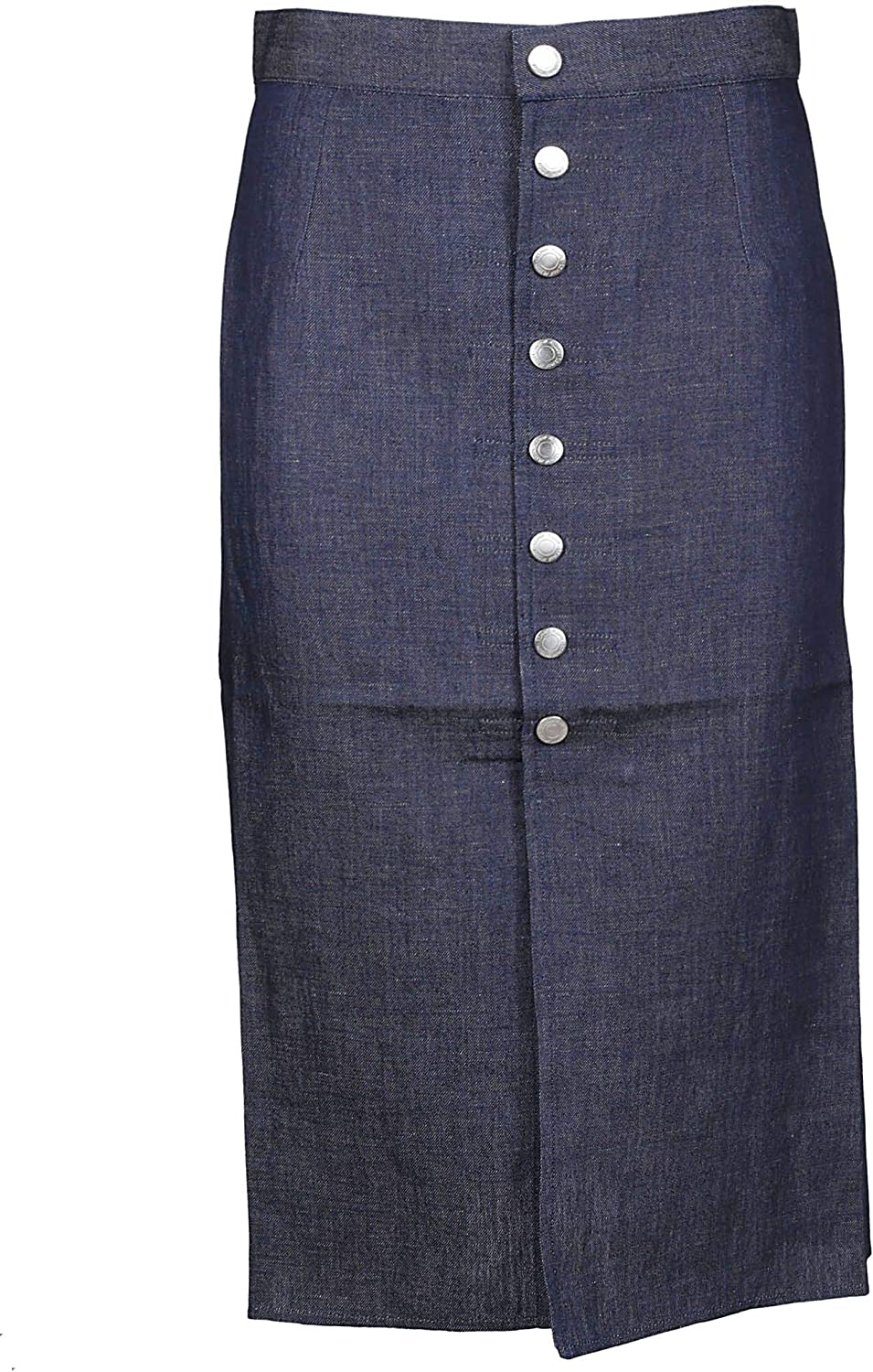 SIMON MILLER Women's W212111493928 blueee Cotton Skirt