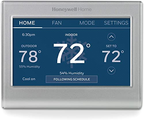 wholesale Honeywell Home RTH9585WF1004 Wi-Fi Smart Color Thermostat, 7 outlet sale Day Programmable, Touch Screen, Energy online sale Star, Alexa Ready outlet online sale