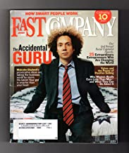 Fast Company - January, 2005. Malcolm Gladwell; Social Capitalist Awards; Donald Trump; 25 Extraordinary Entrepreneurs; Andy Taylor