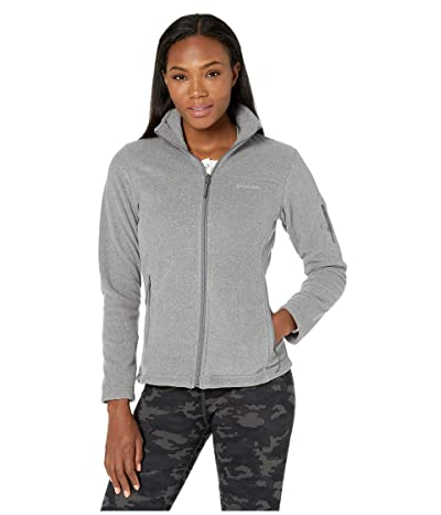 Columbia Fast Trektm II Jacket (City Grey Heather) Women