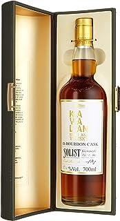 Kavalan Solist Single Malt Bourbon Cask mit Geschenkverpackung Whisky 1 x 0.7 l