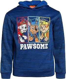 Kjiurhfyheuij Teen Pullover Hoodies with Pocket Blue Pattern Soft Fleece Hooded Sweatshirt for Youth Teens Kids Boys Girls