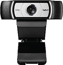 Logitech C930e Business-Webcam, Full-HD 1080p, 90° Blickfeld, 4-fach Zoom, Autofokus, RightLight 2-Technologie, Abdeckblen...
