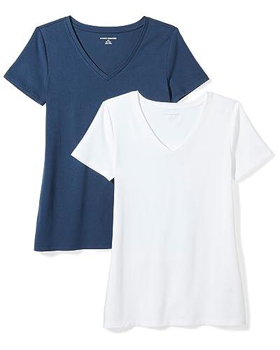035447ec2 Navy Blue and White Clothes: Amazon.com