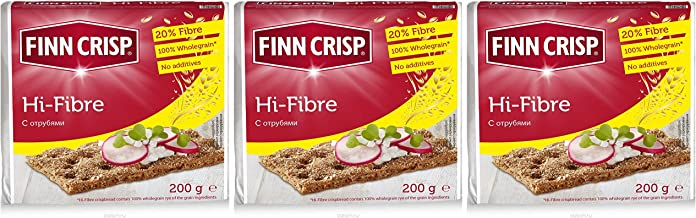 Finn Crisp Hi Fibre Pack Of 3