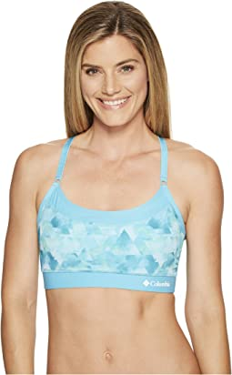 Columbia - Power Mesh Overlay Cami Bra