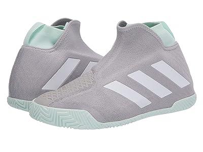 adidas Stycon (Grey Two/Footwear White/Dash Green) Men