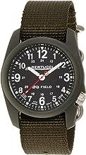Bertucci Men's 11026 Analog Display Analog Quartz Green Watch