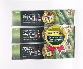 [LG] Bamboo Salt Toothpaste - ItMonGo 120g 3pcs