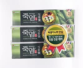 korean bamboo salt toothpaste