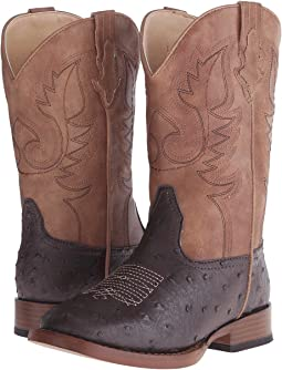 Roper Kids - Cowboy Cool Square Toe Boot (Toddler/Little Kid)