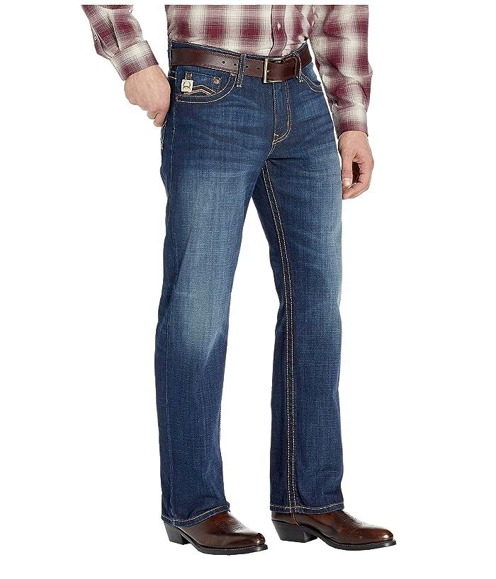 Cinch Grant Dark Stone MB66937001 (Indigo) Men's Jeans