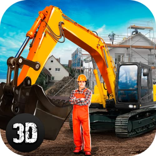 Small Town Construction Simulator 3D