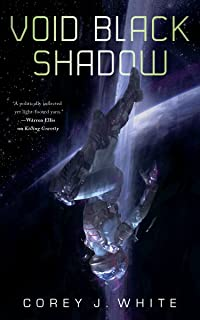 Void Black Shadow (The Voidwitch Saga Book 2)