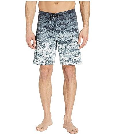 Columbia PFG Offshore II 9 inch Board Shorts (Tarpon Digi Camo Fade) Men