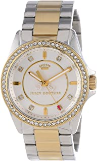 Juicy Couture Women's 1901078 Stella Mini Two-Tone Bracelet Watch