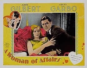 Woman of Affairs, Greta Garbo, John Gilbert, Johnny Mack Brown, 1928 - Premium Movie Poster Reprint 36