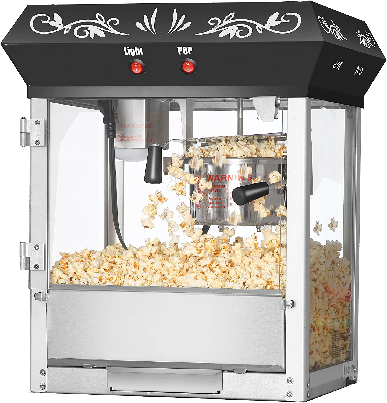 6111 Great Northern Popcorn Top Albuquerque Mall Milwaukee Mall Black Foundation Popper