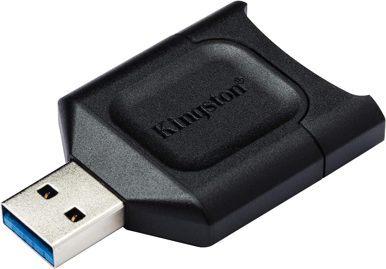 Kingston Mobilelite Plus Card Reader Micro Sd Usb 3 1 Computers Accessories